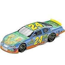 2004 Jeff Gordon Foundation, #24 Sesame Street Car, 1/24 Action Collectibles
