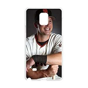 HGKDL Buster Posey Cell Phone Case for Samsung Galaxy Note4