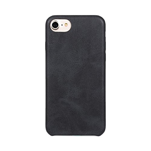 Price comparison product image iPhone 7 Case, [4.7 inch]LUNIWEI Luxury Leather Ultra-thin Case Cover