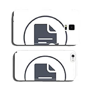 Streamline Vector Icon - 6 Colors Included cell phone cover case iPhone6 Plus