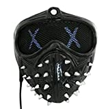 Wrench Dedsec Face Masks Masquerade Halloween Prop Cosplay Costumes