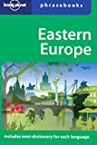 Eastern Europe: Lonely Planet Phrasebook