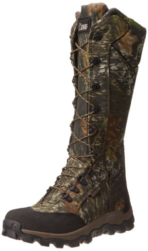 (Rocky Men's Lynx Snake Boot Hunting Boot,Mobu,13 W US)