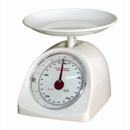 Diet Scale - 0.5kg (1.1lb) capacity. Graduation 2gm (0.125oz). by (0.125 Ounce Scale)