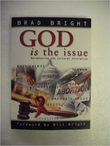 Book God is the Issue: Recapturing the Cultural Initiative
