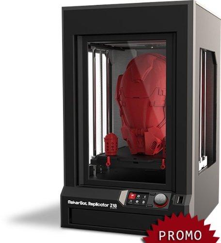 MakerBot Replicator Z18 - Impresora 3D: Amazon.es: Amazon.es