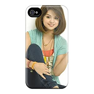 Durable Case For The Iphone 4/4s- Eco-friendly Retail Packaging(selena Gomez 81)