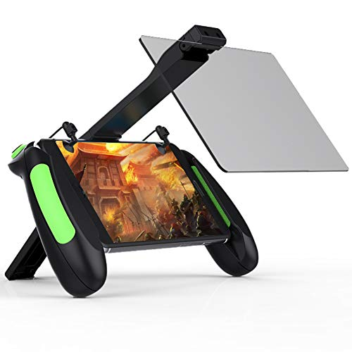 139 Projector Lamp - Mobile Phone Screen Magnifier Portable 3D Enlarge Phone Movies Amplifier Phone Projector Foldable Holder For All Smart Phone Wood