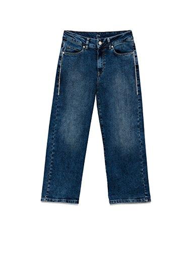Oltre - Jeans - Femme Bleu