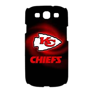 Custom City Chiefs Hard Back Cover Case for Samsung Galaxy S3 CL876