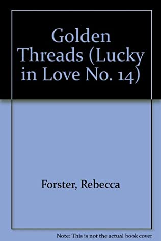 book cover of Golden Threads