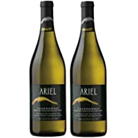 Ariel Chardonnay Non-alcoholic White Wine 6 Pack