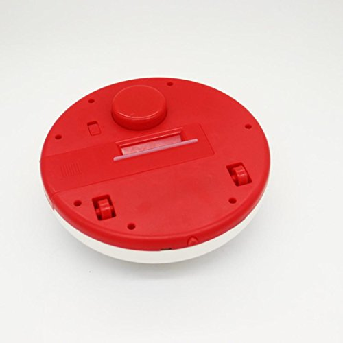 BOOMdan Floor sweeping robot Automatic USB Rechargeable Smart Robot Vacuum Floor Cleaner Sweeping Suction (White) by BOOMdan (Image #4)