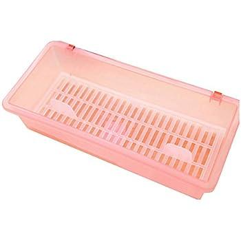 Amazon Com Aiyoo Flatware Tray Organizer Kitchen Utensil
