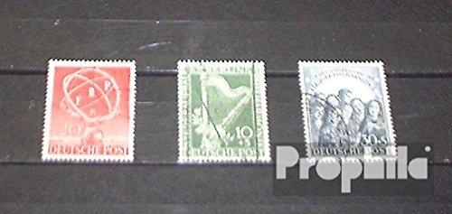 Prophila Collection Berlin (West) 1950 kompletter Jahrgang in sauberer Erhaltung (Briefmarken für Sammler)