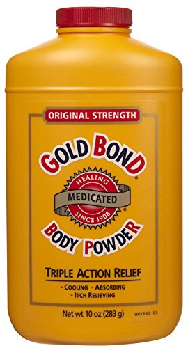 Anti Itch Powder (Gold Bond Medicated Body Powder-10oz)