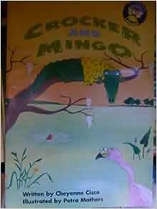 Crocker and Mingo: Cheyenne Cisco: 9780021824830: Amazon.com: Books