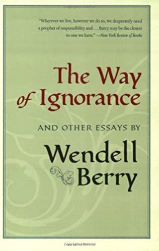 book cover of The Way of Ignorance