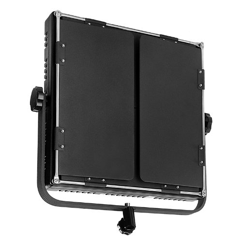 Fotodiox Pro LED-1024ASL, Professional 1,024 LED Dimmable and Bi-Color, Dual Color Adjustable Photo Video Light Kit with Barndoor and LCD Touchscreen Control, Still / Video LED Light Kit, with Dimmable Control, 12V AC Power Adapter, Light Stand Yoke Brack by Fotodiox (Image #4)