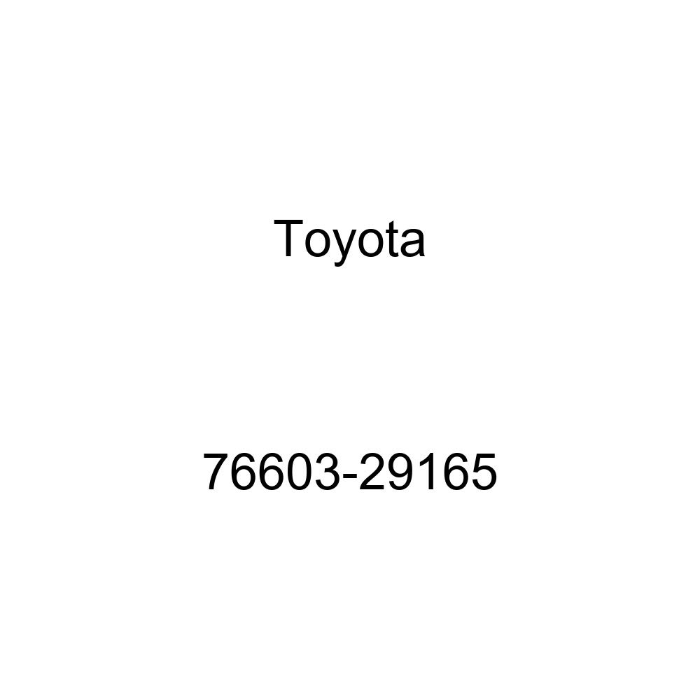 TOYOTA 76603-29165 Fender Mudguard Sub Assembly