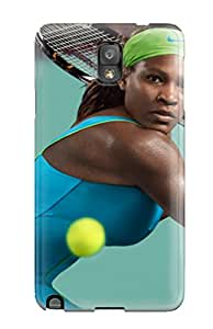 3980487K65240378 Premium Serena Williams Tennis Heavy-duty Protection Case For Galaxy Note 3