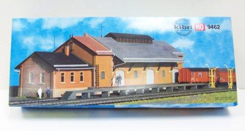 Kibri 9462 - Güterhalle in Münchberg bei Hof