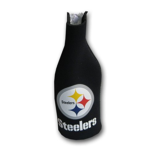 Pittsburgh Steelers Zipper Bottle - Pittsburgh Stores Outlet Mall