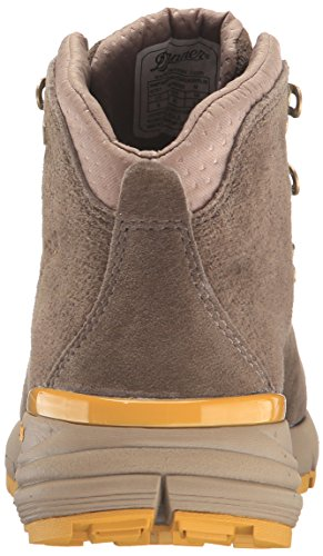 Danner Womens Mountain 600 4.5 Scarponcini Da Trekking Color Nocciola / Giallo