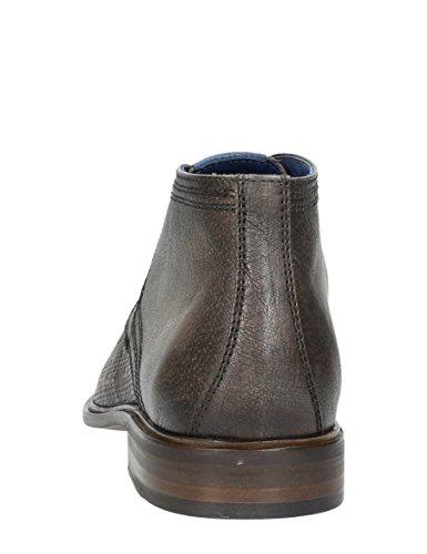 Schuhe High Herren gekleidete Choizz ANTRACITE Exklusiv 4363 wIBqv5Cx