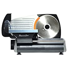 CE NORTH AMERICA PS77711 Professional Series Deli Slicer with Stainless Steel Blade, Silver