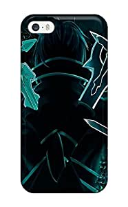 Nora K. Stoddard's Shop blue text rpgs anime anime boys art kirigaya Anime Pop Culture Hard Plastic iPhone 5/5s cases 2402189K400667011