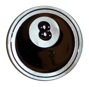 8 Ball Belt Buckle - 5