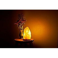 Tibetan salt lamps
