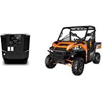 Rockford Fosgate Polaris Ranger PMX-3 Marine Grade Bluetooth Receiver+Dash Kit