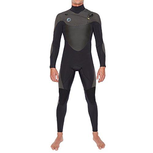 Body Glove Siroko Front Zip 3/2mm Wetsuit - S - Black