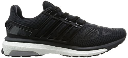 adidas Herren Energy Boost 3 Laufschuhe Schwarz (core Black/dark Grey/solid Grey)