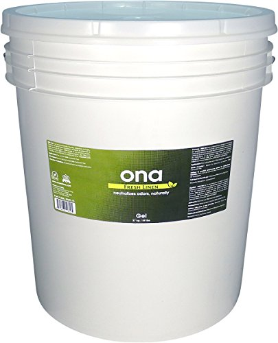 Ona Products ON10053 Gel for the Carbon Air System, 7.5 gallon by Ona