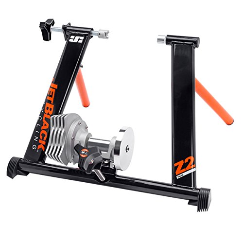 jet black cycling trainer - 9