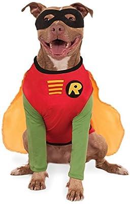 Rubies Costume Company DC Comics Robin Big Dog Boutique