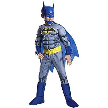 Amazon.com: Rubie s disfraz de Batman Ilimitado, para niño ...