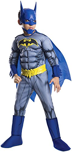 Rubie's Costume Batman Unlimited Deluxe Child Costume, Medium]()