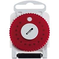 HF-4 Cerumen Filter für Hörgeräte (HF4 - Rot Rechte Seite)