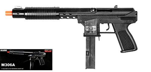 UKARMS M306A Tec 9 Spring Airsoft Shotgun