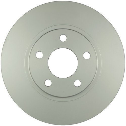 Bosch 25010533 QuietCast Premium Disc Brake Rotor For Buick LeSabre, Park Avenue, Riviera; Cadillac DeVille, Eldorado, Seville; Chevrolet Camaro, Impala, Monte Carlo; Oldsmobile Aurora; Pontiac, Front ()