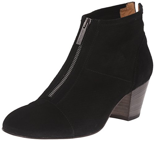 Aquatalia Women's Fiorella Suede/Check SDE Boot Black pVwb1P8i
