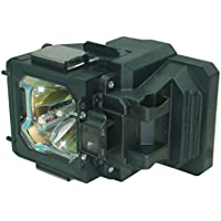 AuraBeam Eiki LC-XG400 Projector Replacement Lamp with Housing