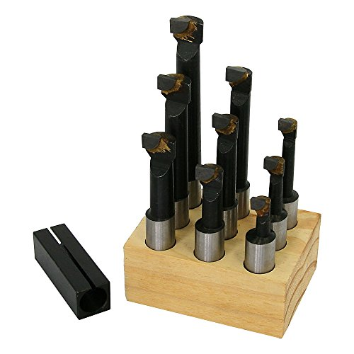 Shank, Carbide with Holder for Mini Lathe ()
