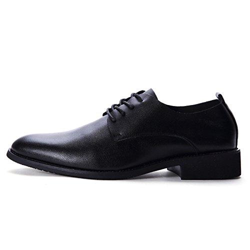 Couleur zmlsc Chaussures Black Sports Doux Hommes Randonnée Occasionnels Robe Cachemire Saison Ronde Antidérapante Point Point Sangle Plage FnTna6rwq