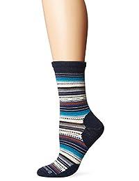Smartwool - Womens Margarita Socks, Medium, Deep Navy Heather