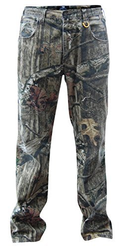 Mossy Oak 5 Pocket Camo Jeans (30/30)